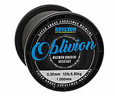 Леска Kryston Oblivion Super Grade Copolymer 1000м Matt Dark Silt 0.32мм
