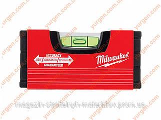 КАРМАННЫЙ УРОВЕНЬ MILWAUKEE MINIBOX 10 СМ (код 4932459100).