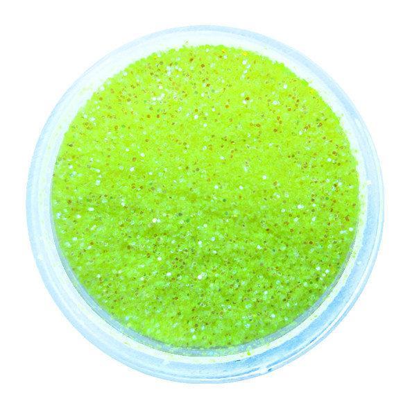 Песочек в баночке для ногтей салатовый №11 А281-11