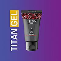 Titan Gel (Титан гель) - XXL крем для увеличения члена, пениса, интимный лубрикант, увеличить член, большой