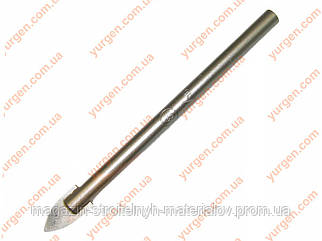 СВЕРЛО ПО СТЕКЛУ MILWAUKEE 8 X 95 мм (код 4932363887).