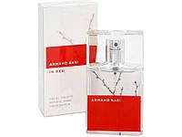 Женская туалетная вода Armand Basi in Red White