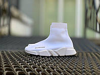 Взуття Balenciaga Speed Trainer SNEAKERS All White 37