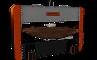 Гидравлический пресс для производства днищ серии РF