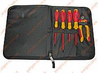 Комбинированый набор инструментов Wiha (с бокорезами 160 мм).