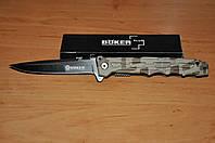 Нож  BOKER, полуавтоматический механизм