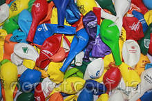 Воздушные шары с печатью