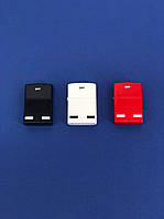 Аксесуар Off-White - Запальничка бензинова (не заправлена) red