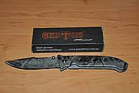 Нож  складной с хищным клинком, хит сезона по продажам