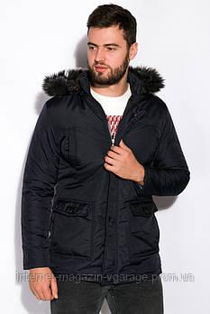 Куртка 120P462 (Темно-синий)