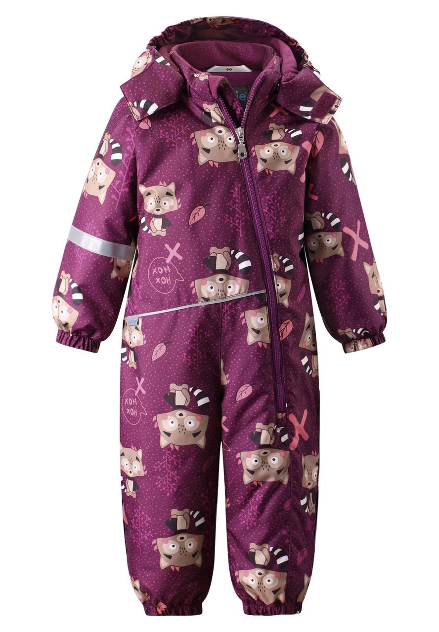 Фиолетовый комбинезон Merel для девочки Lassie 86* (710734.9-4844)