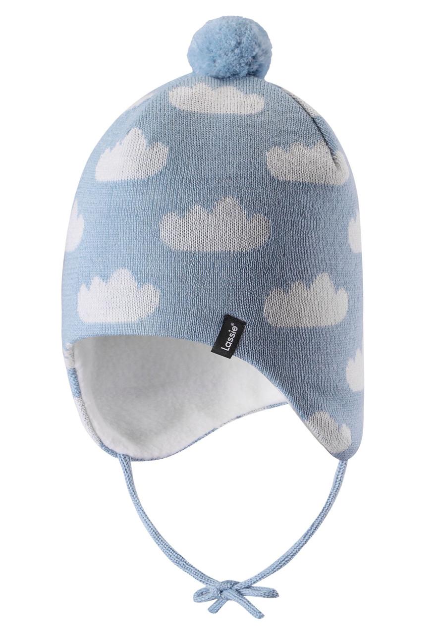 Голубая шапка Neemi унисекс Lassie 42/44* (718768-6121)