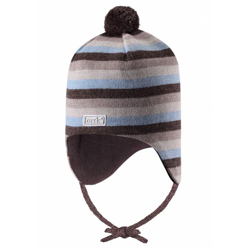 Синяя шапка Simi для мальчика Lassie 38/40* (718769-6951)