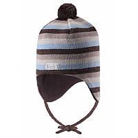 Синяя шапка Simi для мальчика Lassie 38/40* (718769-6951), фото 1