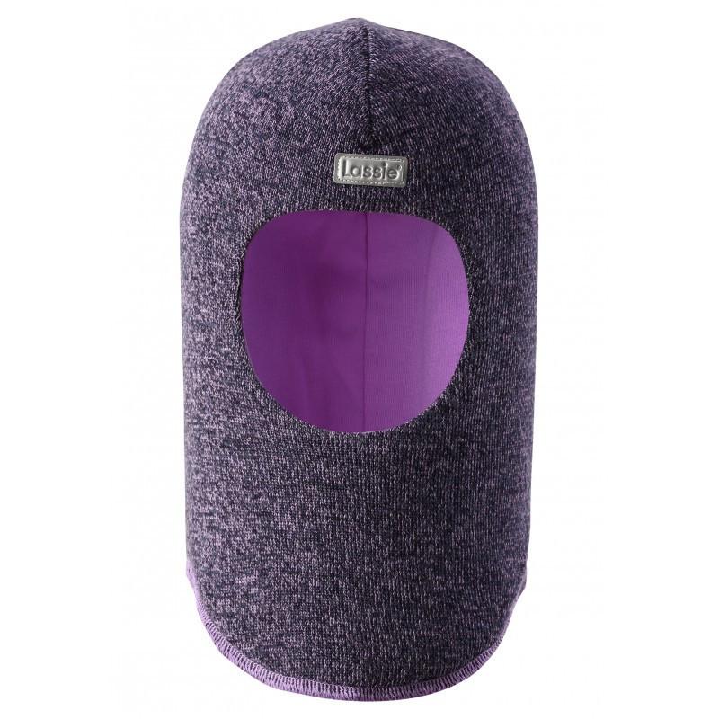Фиолетовая шапка Riko для девочки Lassie 50* (718774R-5141)