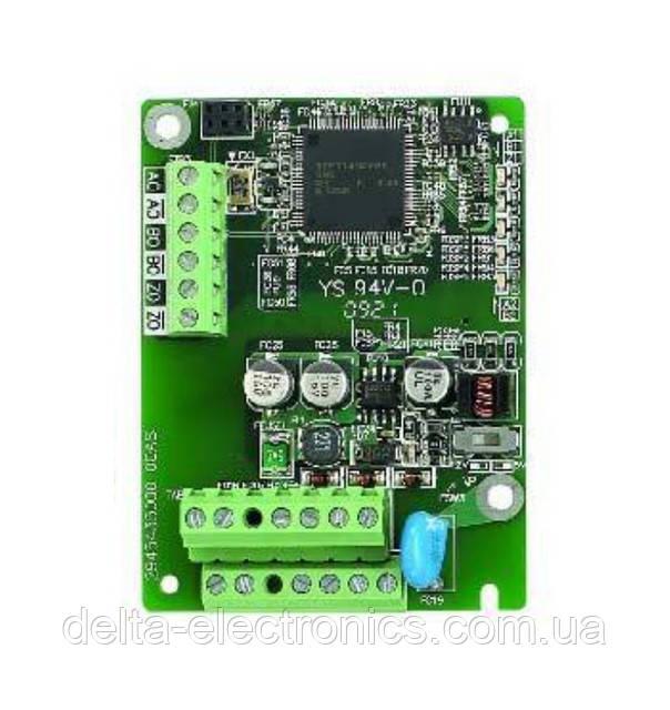 Плата для подключения энкодера к преобразователю частоты серии С2000, EMC-PG01L