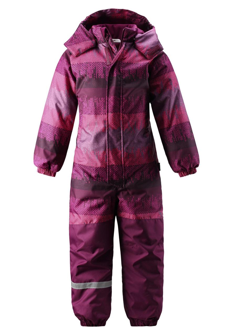 Фиолетовый комбинезон Siiko для девочки Lassie 110* (720733.9-4841)