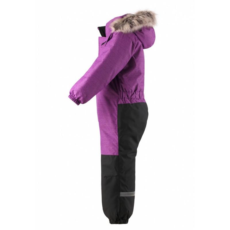 Фиолетовый комбинезон Jouna для девочки Lassie 110* (720735.9-5301)
