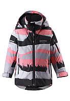 Розовая куртка Timka для девочки Lassie 110* (721730.9-3381)