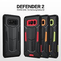 TPU+PC чехол Nillkin Defender 2 для Samsung Galaxy S8 (G950)