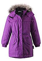 Фиолетовая парка Sira для девочки Lassie 122* (721748-5301)