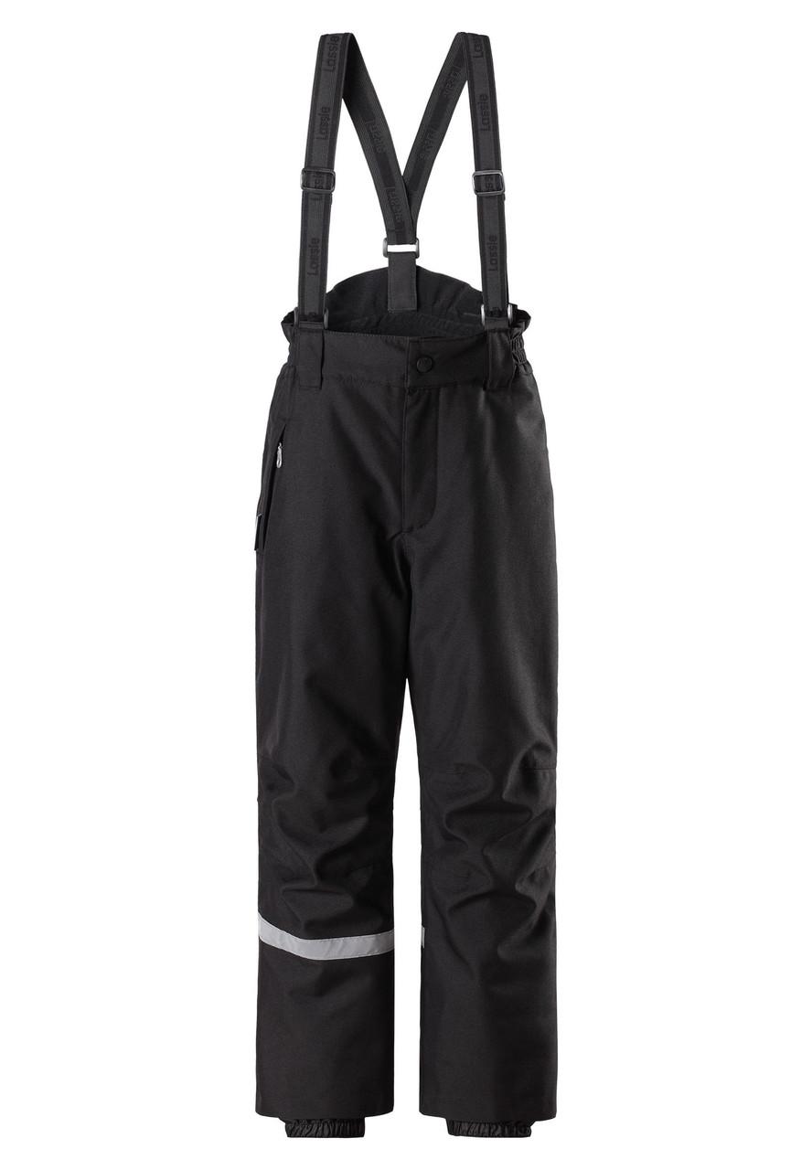 Чёрные брюки Valenti унисекс  Lassie 110* (722730-9990)