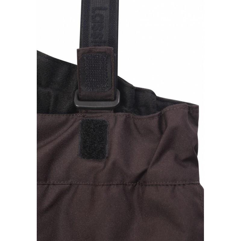 Коричневые брюки Taila унисекс Lassie 110* (722733.9-1960)
