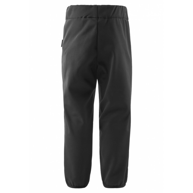Чёрные брюки Peeta унисекс Lassie 110* (722742-9990)