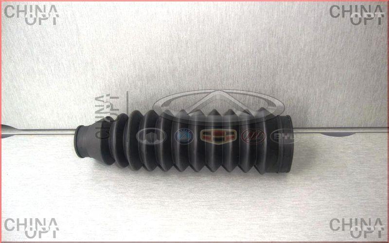 Пыльник рулевой тяги, резиновый, Chery Amulet [FL,1.5,с 2012г.], A11-3400107AB, Febi Bilstein