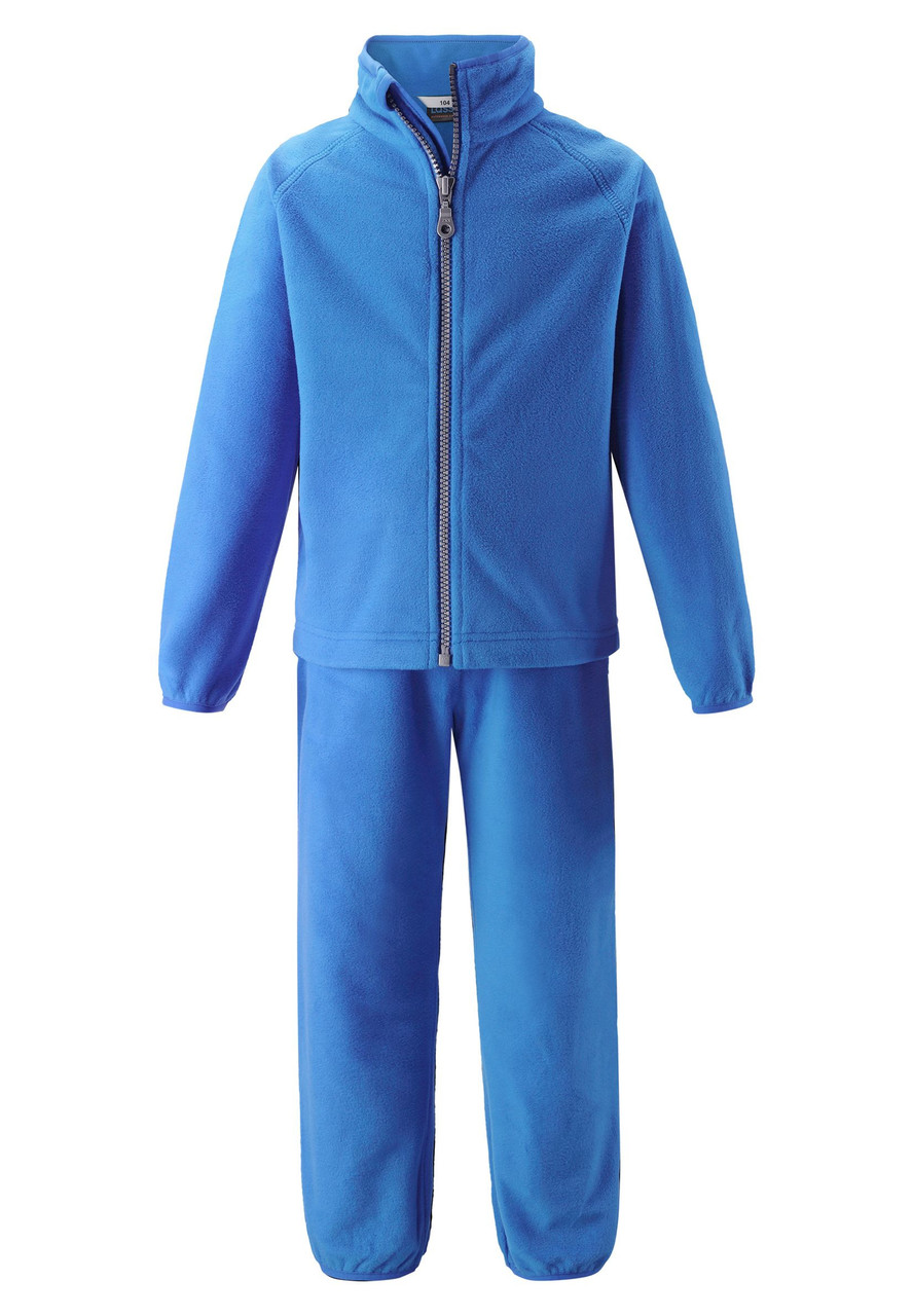 Голубой комплект Saarni для мальчика saarni Lassie 110* (726700.9-6440)