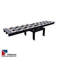 Горизонтально-поворотные сварочные столы