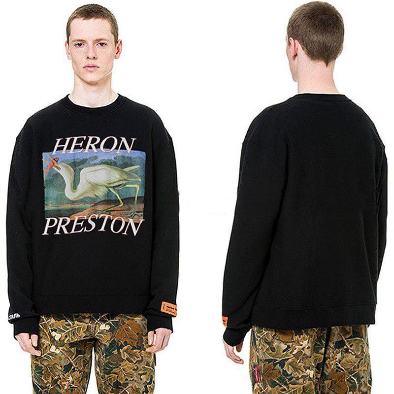 Світшот СТИЛЬ Heron Preston - winter XXL