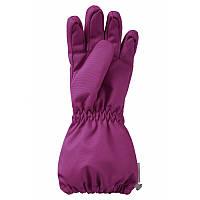 Фиолетовые перчатки Rola для девочки Lassie 6* (727718.9-4840)