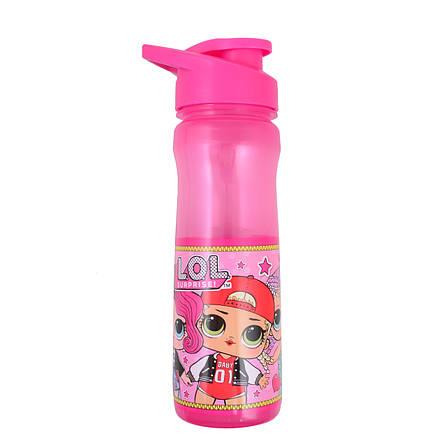 "Бутылка для воды YES ""LOL Juicy"", 580мл                                                   , фото 2"