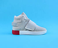 Взуття Adidas Tubular Invader Strap Core White Хутро 38