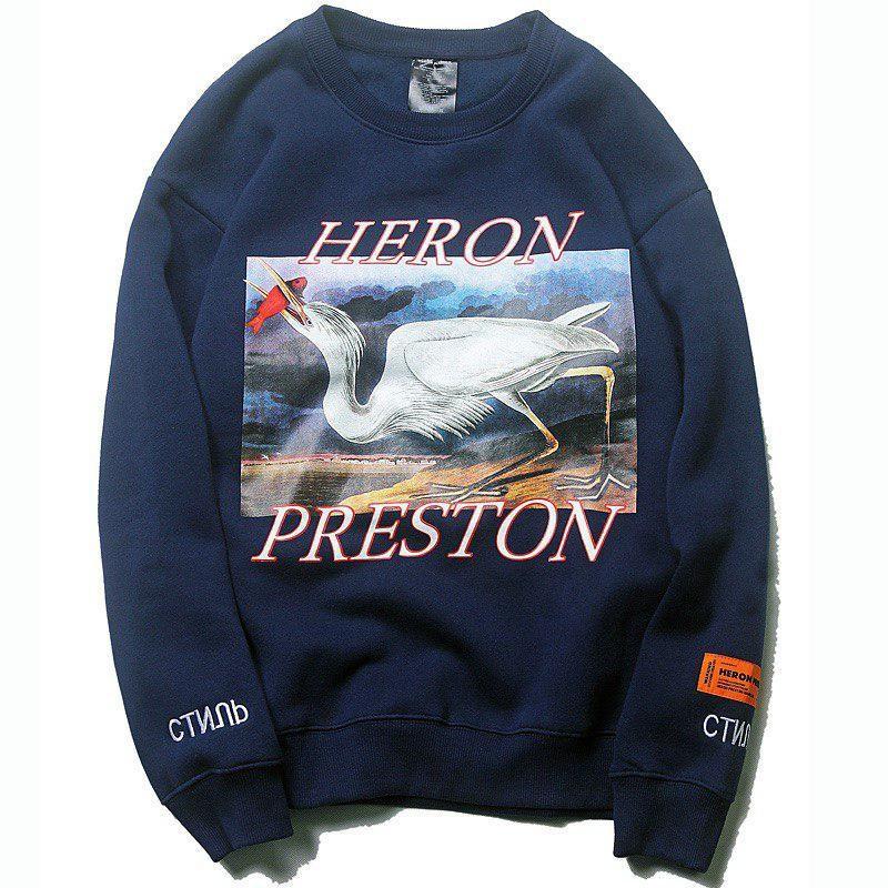 Світшот СТИЛЬ Heron Preston - winter L