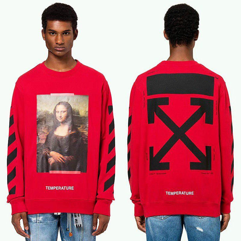 Світшот Off-White winter L