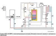 Котел газовый одноконтурный БОШ Gas 7000 ZSC 24-3MFK