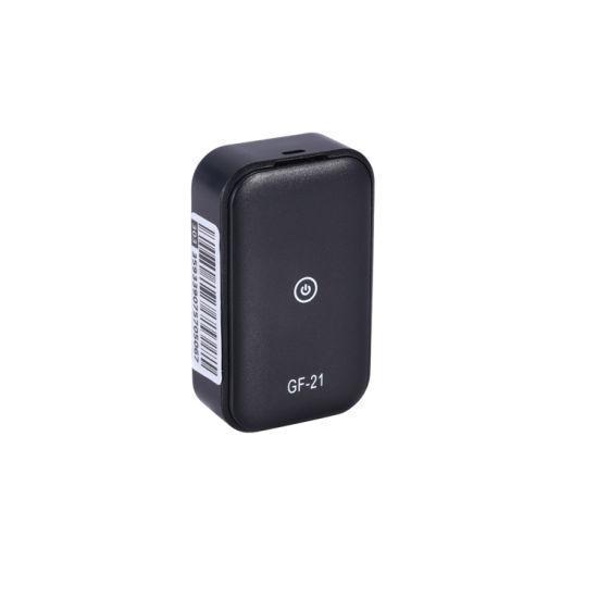 GSM GPS GPRS трекер GF-21 самый маленький трекер сигнализация,микрофон,диктофон