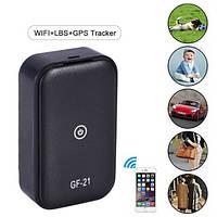 GSM GPS GPRS трекер GF-21 самый маленький трекер сигнализация,микрофон,диктофон, фото 4