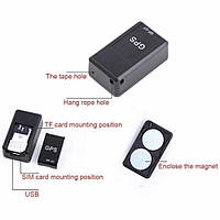 GSM GPRS трекер GF-07 Pro сигнализация,микрофон,диктофон, фото 5