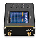 """Arinst SSA-TG R2 портативный анализатор спектра с 3,2"""" цветным сенсорным экраном, фото 3"""