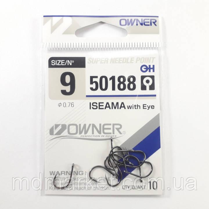 Крючки Owner Iseama 50188 №9
