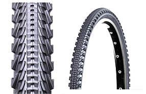 Покрышка велосипедная полуслик 26х1,90 (50-559) D-828 Deestone (Таиланд)