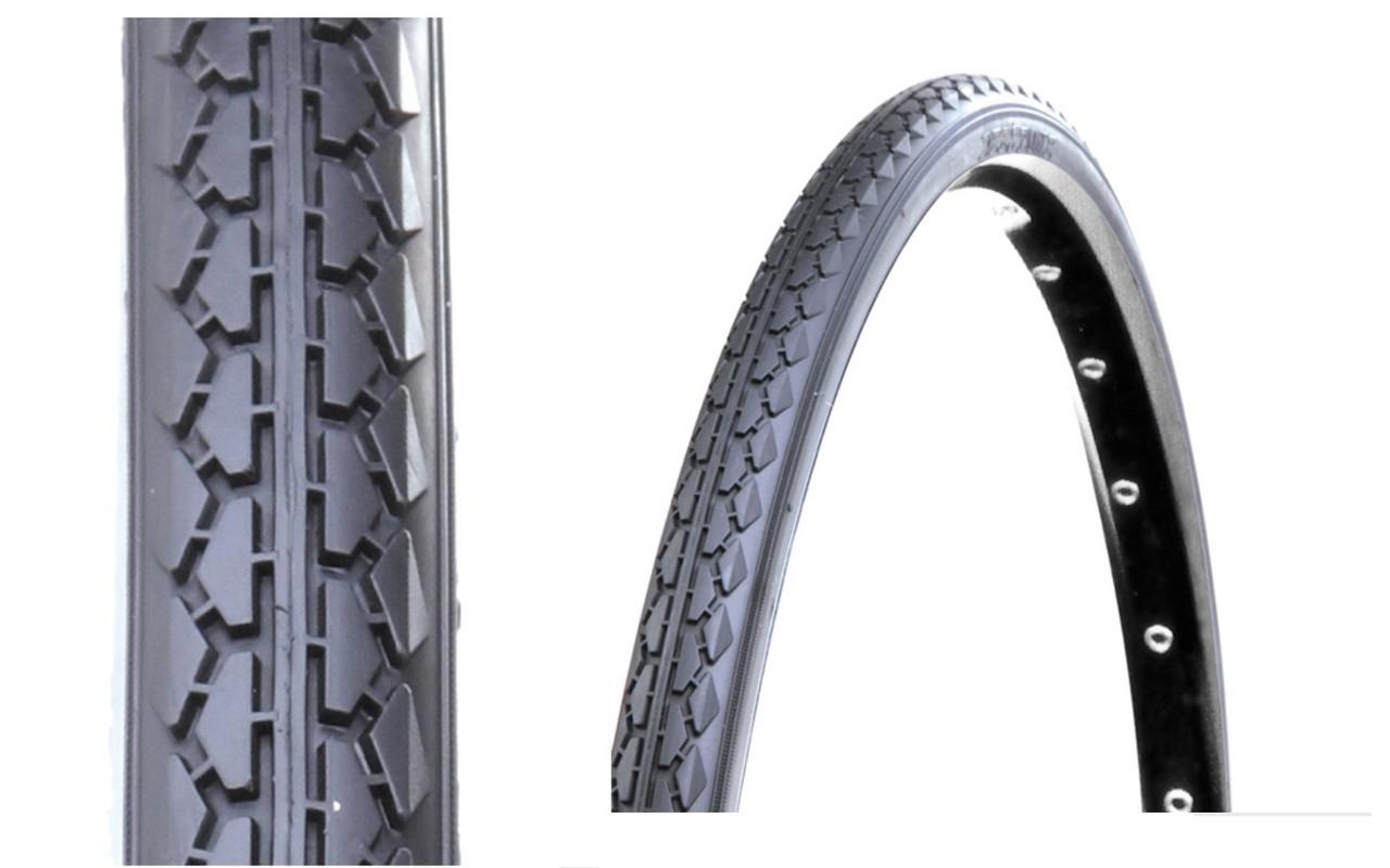 Покрышки для велосипеда, инвалидной коляски 24x1 3/8 (37-540) Deestone Таиланд
