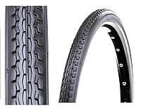 Шини для велосипеда, інвалідної коляски 24x1 3/8 (37-540) сірого кольору Deestone Таїланд