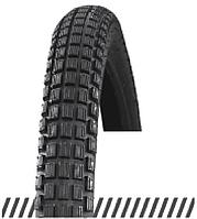 Покрышка (шина), отличного качества, шипованная  2,75-17 (80/90-17) OCST (DX-018) TT