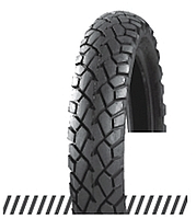 Покрышка (шина) отличного качества, универсальный протектор  2,75-17 (80/90-17) OCST (DX-032) TT