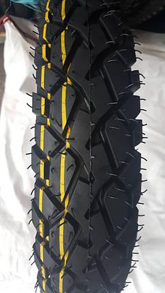 Покрышка (шина) отличного качества, универсальный протектор  2,75-17 (80/90-17) OCST (DX-032) TT, фото 2