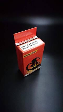 Камера велосипедная 26x1.9/2.125 A/V 48 mm Deestone (Таиланд), фото 2